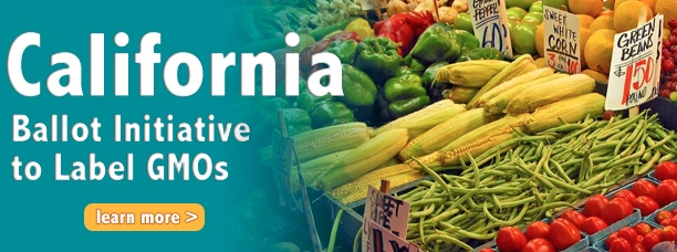 California GMO Petition