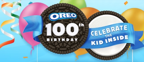 The Oreo Cookie Celebrates 100 Years