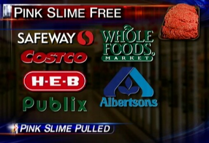 Public Pressure Works: Grocery Retailers Pulling Pink Slime