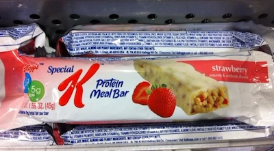 Review: Special K Protein Meal Bars