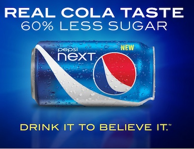 Pepsi Next: The Worst of 2 Drinks, Combined into One