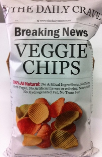 Innovative Marketing Won't Save this Veggie Chip Product