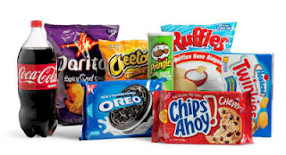 junk food snacks