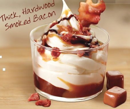 What Secret Ingredients are Lurking in Burger King's New Bacon Sundae?