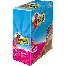 Clif Fruit Rope Package