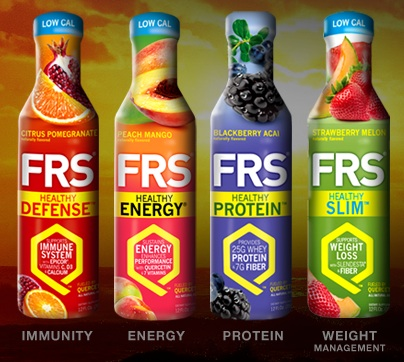 FRS Healthy Slim - BS PR for a BS Product