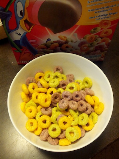 Froot Loops, German Edition - Das ist Gut?