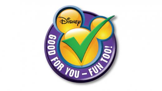 Mickey Mouse Nutrition Label