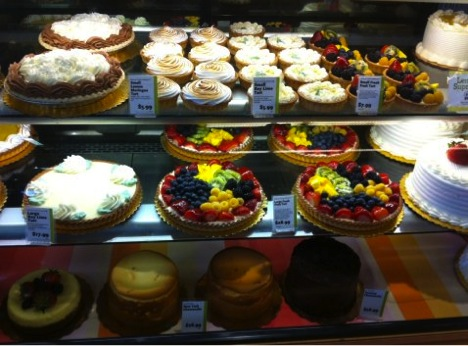 Pastry at Whole Foods Market