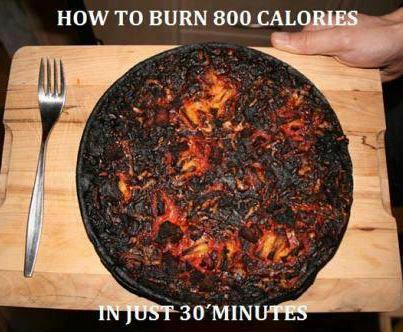 Burning 800 Calories in 30 Minutes :-)