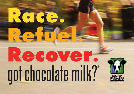 Recovery Drinks: Gatorade or Chocolate Milk?