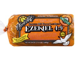 Food for life Sprouted Whole Grain Bread