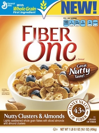 Fiber One Nutty Clusters