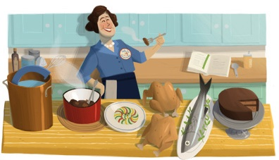 Exclusive Posthumous Interview with Julia Child [100th Birthday Today]
