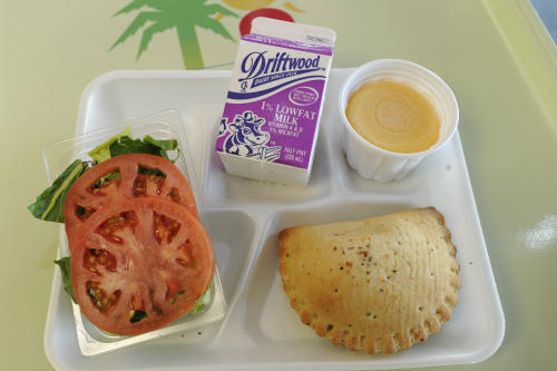 Will School Lunch Be Healthier This Year?