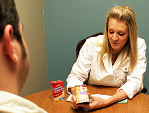 dietitian consultation