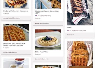 Fooducate's Pinterest health Breakfast Board