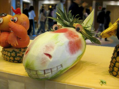 Watermelon Donkey