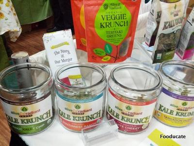 Kale Snacks