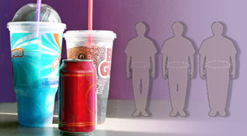 Soft Drinks Contribute to Obesity