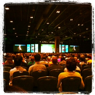 Live Tweeting Today - Annual Nutriton Conference (#FNCE)