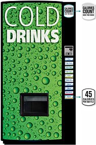 Calorie Labeling on Soft Drink Vending Machines