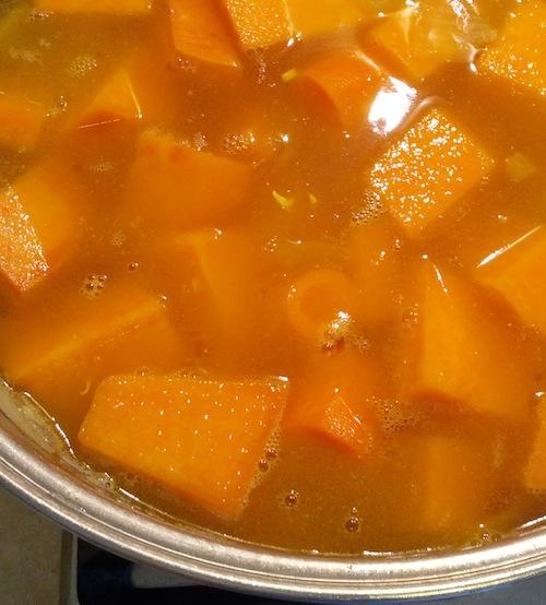Jack O Lantern Soup