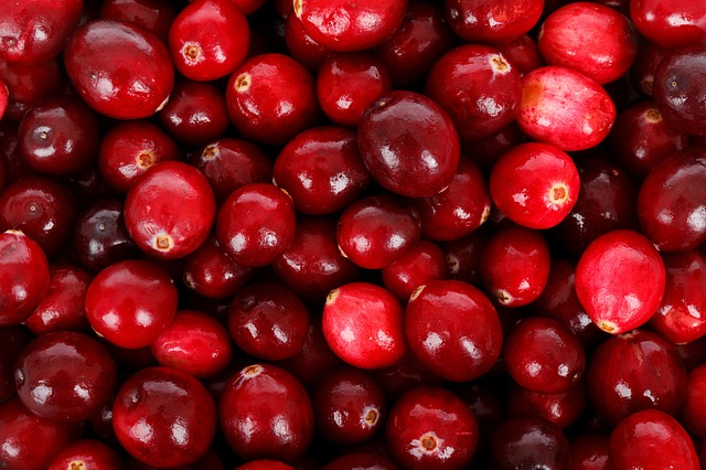 Give Thanks for REAL Cranberries!
