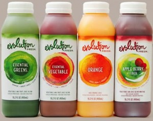 Evolution Fresh Super Green Fruit Puree And Juice Blend