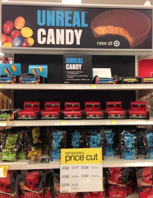 Target Unreal Candy
