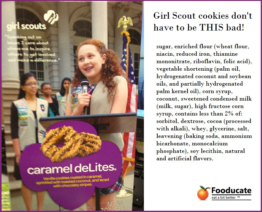 Girl Scout Cookies Season – What to Do