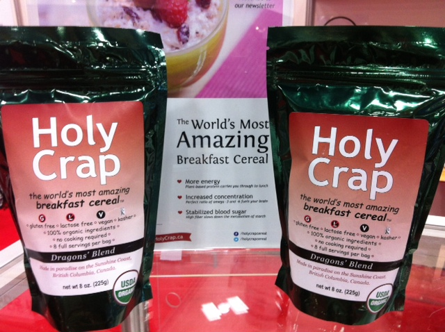 "The World's ""Most Amazing"" Breakfast Cereal is called…"
