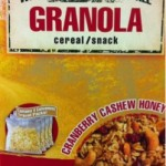 Misadventures in Labeling - Gluten Free Granola 