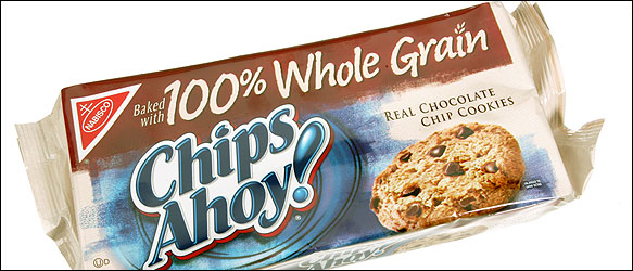 Whole Grain Cookies circa 2005