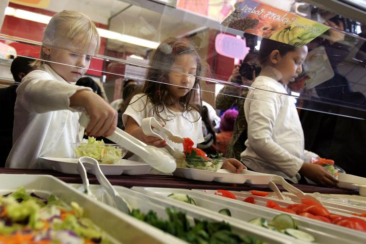 Meatless Monday School Lunches