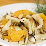 Cooking Mediterranean: Orange Fennel Salad Recipe