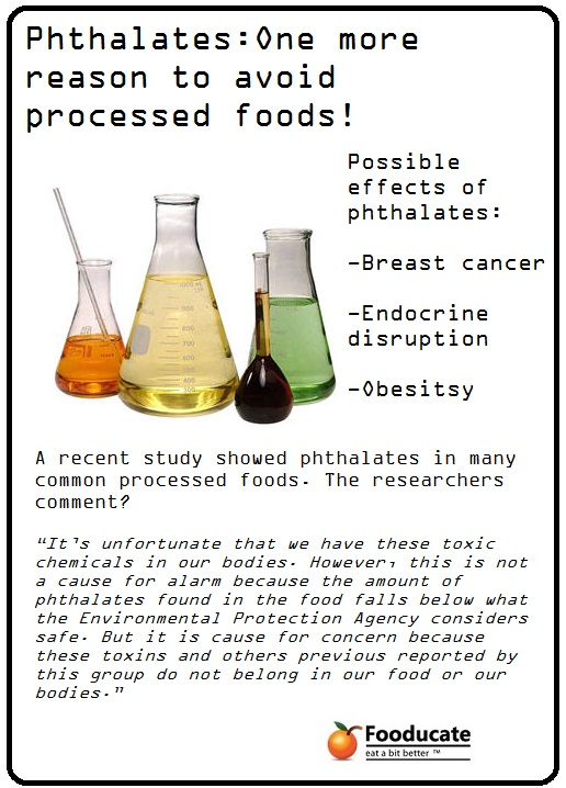 What are Phthalates, and Why are They in Our Food?