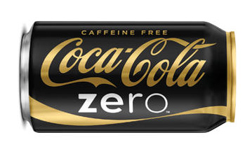 Coke Covers Your PM Hours with New Caffeine Free Coke Zero