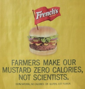 What Happened to the Calories in French's Mustard?