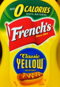 What Happened To The Calories In French S Mustard Fooducate