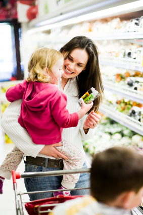 How I'm Fooducating My Kids to Make Healthy Choices