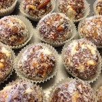 Father's Day Recipe - Dad's Raw Energy Balls