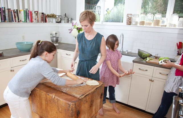 The Very Best Thing to do for your Kids in the Kitchen