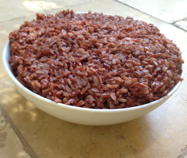 Move Over Brown Rice, Super Duper Red Rice is Here