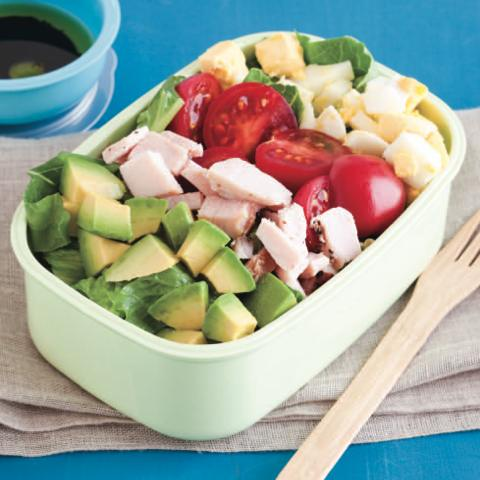 Kiddie Cobb Salad