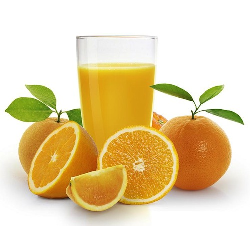 Orange vs Orange Juice