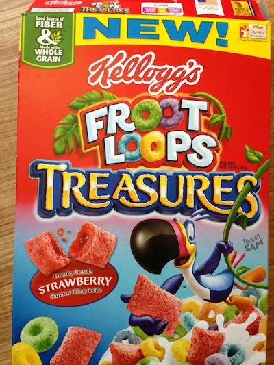 Froot Loops Treasures