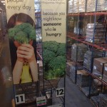 A Visit to Houston's Food Bank