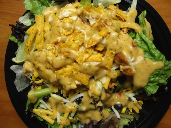 McDonalds Southwest Salad