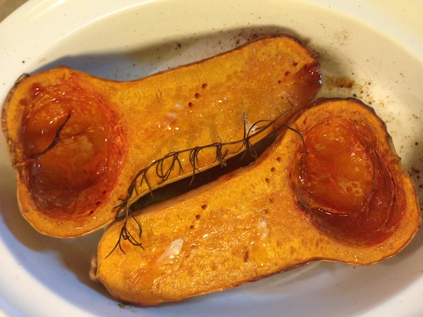This Insanely Easy Recipe for Butternut Squash Will Blow. Your. Mind